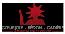 SCP Coeurjoly - B�don - Decorps huissiers de justice aux Ponts de C�